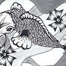 koi design by Perggals© - Stacey Turner