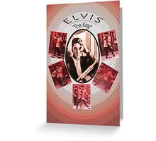 ELVIS - The King ! Greeting Card