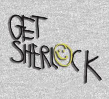 Get Sherlock Kids Tee