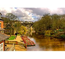 Knaresborough Viaduct Photographic Print