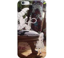 Alice and the Caterpillar iPhone Case/Skin