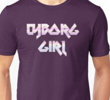 CYBORG GIRL by Chillee Wilson Unisex T-Shirt