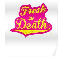 Fresh to Death Poster