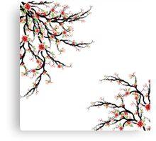 Cherry Blossoms Tree Canvas Print