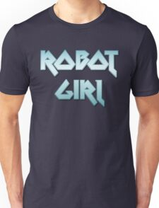 ROBOT GIRL by Chillee Wilson Unisex T-Shirt