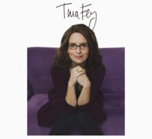 Tina Fey photo + Signature Baby Tee