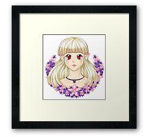 Oleander Framed Print