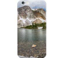 Medicine Bow Lake View iPhone Case/Skin