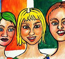 3 Strange Girls  by fixtape