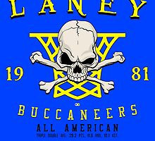 Laney Buccaneers  by OGedits