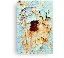 Burnt Toast Canvas Print