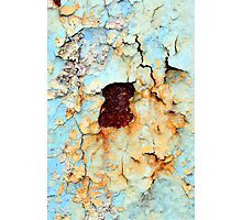 Burnt Toast Photographic Print