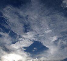 Eye in the sky by Brian Edworthy