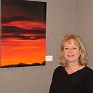 My interview with  a popular art website by Olga van Dijk