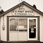 Blawenburg Post Office by Sheil Naik