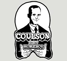 Coulson is My Homeboy Womens Fitted T-Shirt