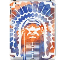 Chief two iPad Case/Skin