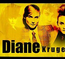 Diane Kruger by Tsini