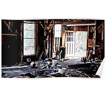 Urban Decay - Room Poster