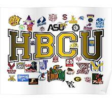 <3 HBCU's Poster
