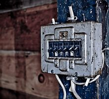 Urban Decay - Electric Box by Edward Myers