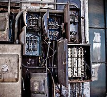 Urban Decay - Fuse Box by Edward Myers