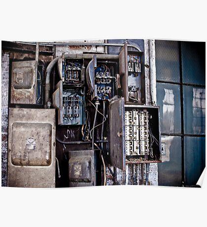 Urban Decay - Fuse Box Poster