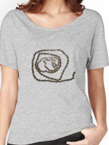 Bike Chain Women's Relaxed Fit T-Shirt