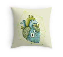 Unlock Throw Pillow