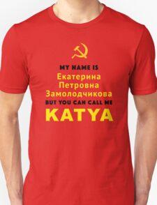 Katya Drag Race Unisex T-Shirt