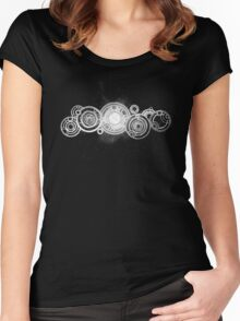 Doctor's name Women's Fitted Scoop T-Shirt