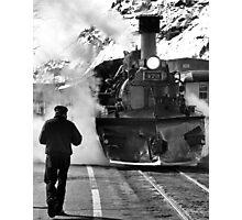 Engine 473 Photographic Print
