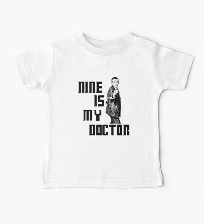 nine is my doctor Baby Tee