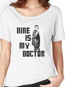 nine is my doctor Women's Relaxed Fit T-Shirt