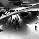 Cloud Gate by Philip Cozzolino