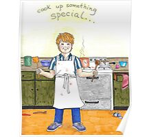 Cook up something special Poster