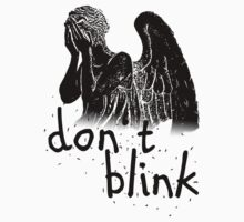 don't blink! One Piece - Long Sleeve