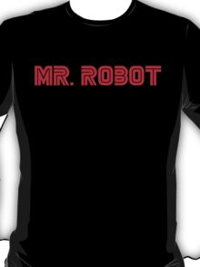Mr.Robot T-Shirt