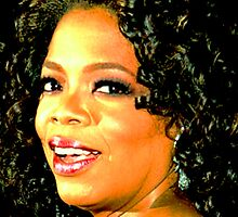 OPRAH WINPHREY by KEITH  R. WILLIAMS