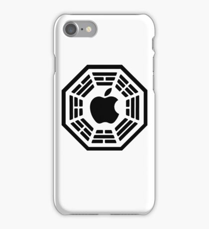 dharma iPhone Case/Skin