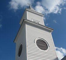 Newman Methodist Church by JosephKrygier