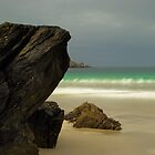Spiggie Beach by Gary Buchan