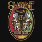 Smoke No. 420 by kushcoast