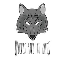 Wolves Have No Kings (Colour) by SMalik