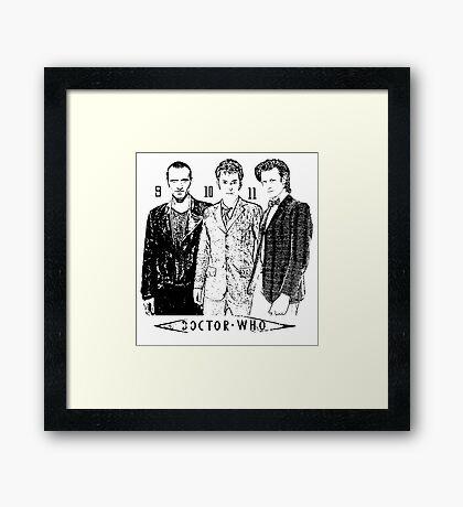 doctors Framed Print