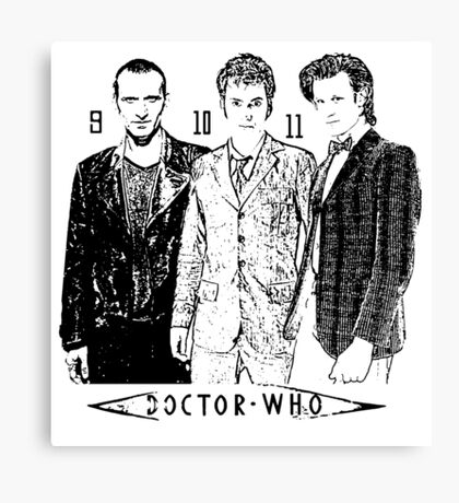 doctors Canvas Print