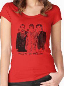 doctors Women's Fitted Scoop T-Shirt