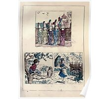 The Little Folks Painting book by George Weatherly and Kate Greenaway 0023 Poster