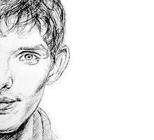 Colin Morgan  by drawpassionn