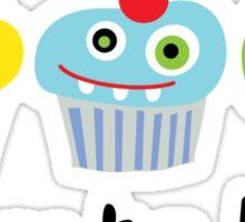 Cupcake Love ll Sticker